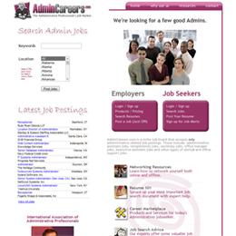 AdminCareers.com