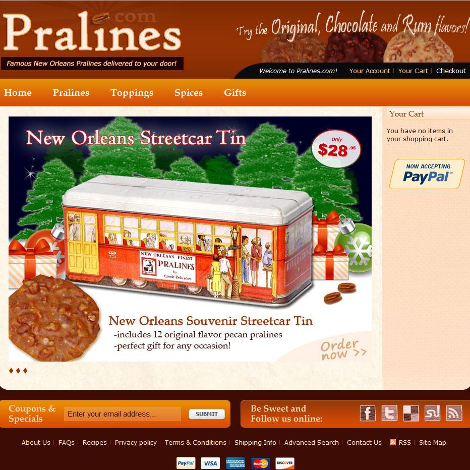 Pralines.com